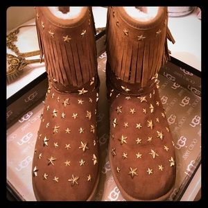 Jimmy Choo Ugg Starlit boots